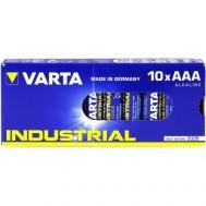 10 Piles AAA 4003 VARTA Industrial