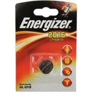 1 Pile CR2016 Lithium ENERGIZER