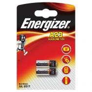 2 Piles A23/E23A Alkaline ENERGIZER