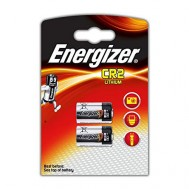 2 Piles CR2 3V Lithium ENERGIZER