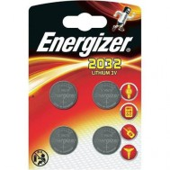 4 Piles CR2032 Lithium ENERGIZER