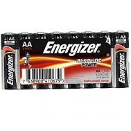 8 Piles AA LR6 Alkaline Power ENERGIZER