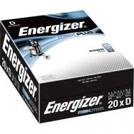 20 Piles LR20 D Max Plus ENERGIZER
