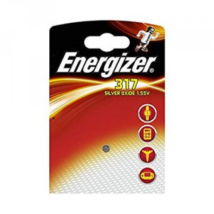 1 Pile 317 Silver ENERGIZER