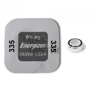 1 Pile 335 Silver ENERGIZER