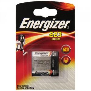 1 Pile 6V 223 Lithium ENERGIZER