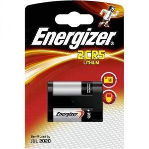 1 Pile 6V 2CR5 Lithium ENERGIZER