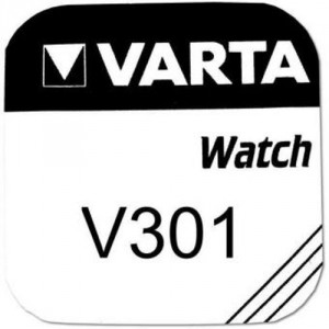 1 Pile V301 Watch VARTA