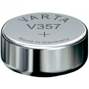 1 Pile V357 Watch VARTA