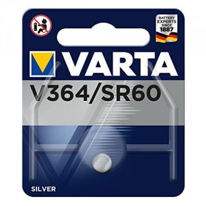 1 Pile V364 Watch VARTA
