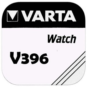 1 Pile V396 Watch VARTA
