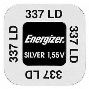 1 Piles 337 Silver ENERGIZER