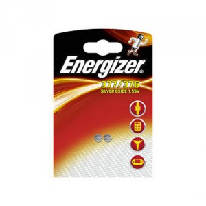 1 Piles 377/376 Silver ENERGIZER
