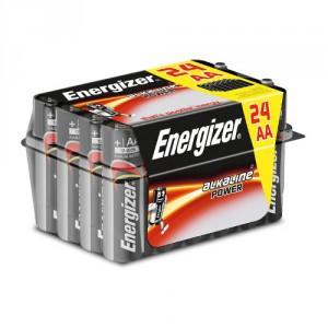 24 Piles AA LR6 Alkaline Power ENERGIZER