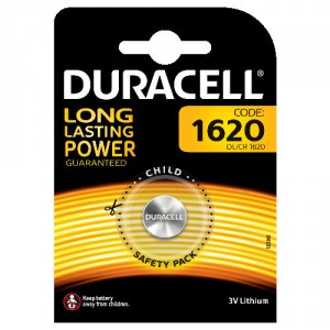1 Pile DL 1620 Lithium DURACELL