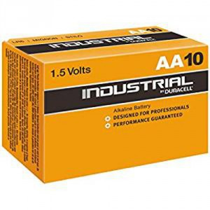 10 Piles AA MN1500 Industrial by DURACELL
