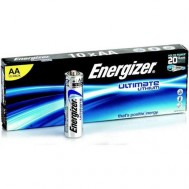 10 Piles AA L91 Ultimate Lithium ENERGIZER