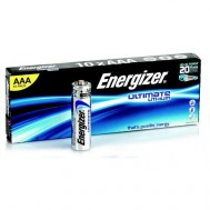10 Piles AAA L92 Ultimate Lithium ENERGIZER