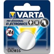 1 Pile CR2025 6025 Lithium Varta