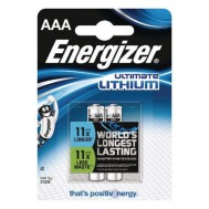 2 Piles AAA L92 Ultimate Lithium ENERGIZER
