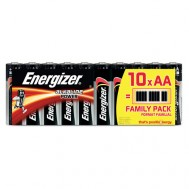 10 Piles AA LR6 Alkaline Power ENERGIZER