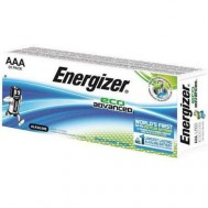 20 Piles AAA LR03 Eco Advanced ENERGIZER