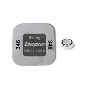 1 Pile 346 Silver ENERGIZER