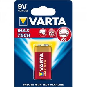 1 Pile 9V 4722 VARTA Tech Max