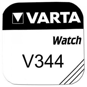 1 Pile V344 Watch VARTA