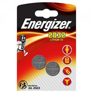 2 Piles CR2032 Lithium ENERGIZER