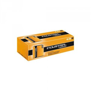 10 Piles 4.5V MN1203 Industrial by DURACELL